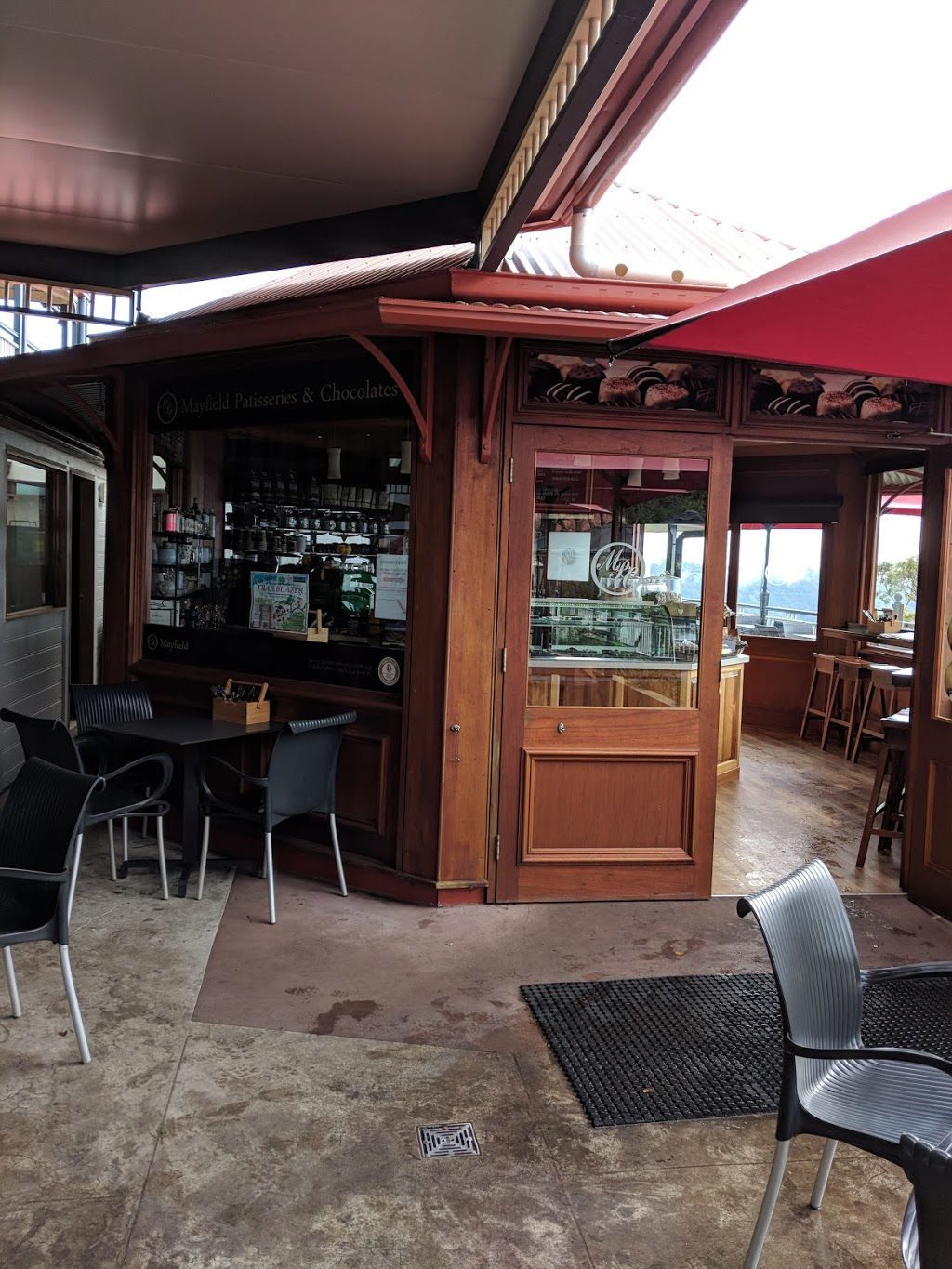 Mayfield Patisserie & Chocolates Cafe – Montville | cafe | 15/127-133 Main St, Montville QLD 4560, Australia | 0754785999 OR +61 7 5478 5999