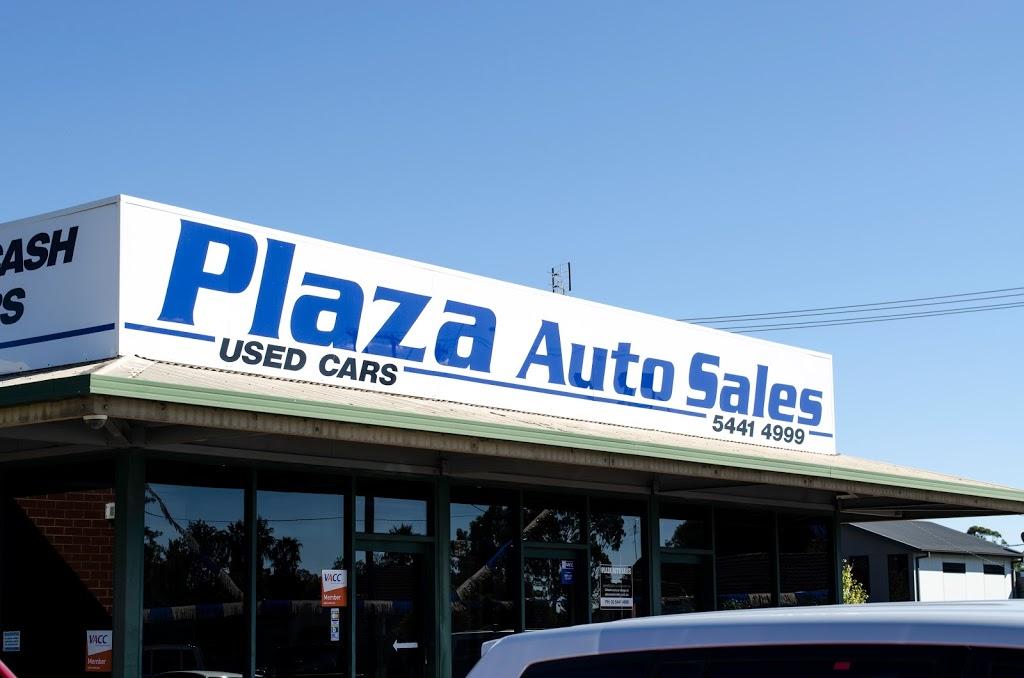 Plaza Auto Sales PTY Ltd.   car dealer   353 Napier St, Bendigo VIC 3550, Australia   0354414999 OR +61 3 5441 4999