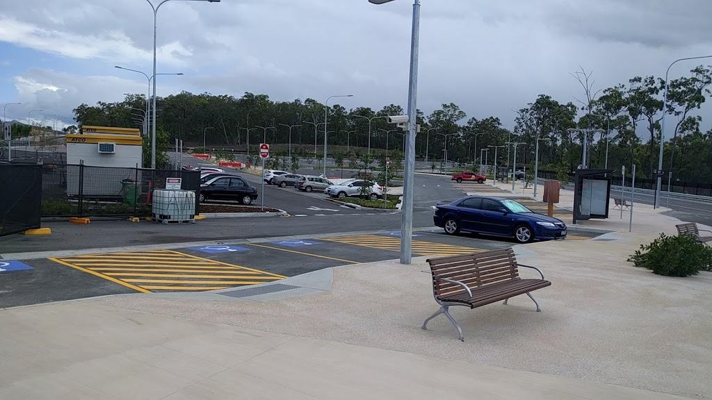 Parkwood Park 'n' Ride   parking   Smith St Motorway, Parkwood QLD 4214, Australia   1800064928 OR +61 1800 064 928