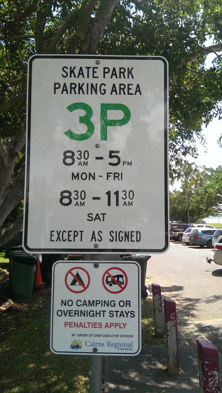 Car Park | parking | 161-163 Esplanade, Cairns City QLD 4870, Australia