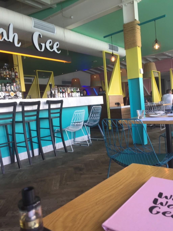 Wah Bah | restaurant | Level 1, Cunningham Pier 10 Western Beach, Foreshore Rd, Geelong VIC 3220, Australia | 0352226233 OR +61 3 5222 6233