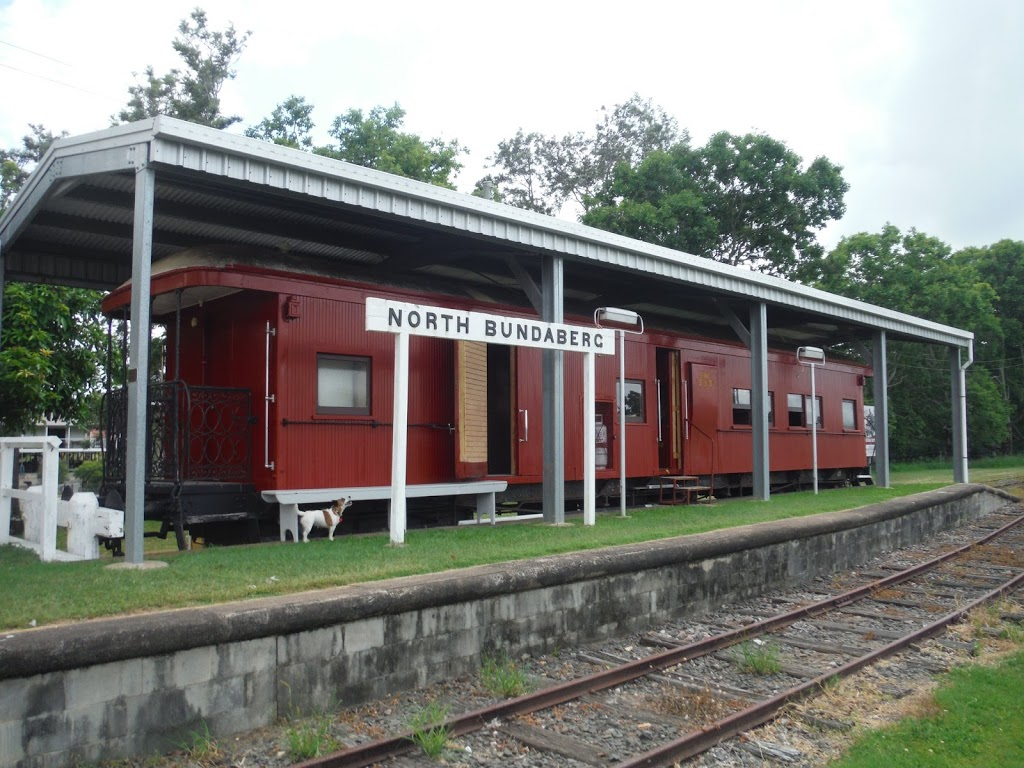 Bundaberg Railway Museum | museum | 28 Station St, Bundaberg North QLD 4670, Australia | 0411384319 OR +61 411 384 319