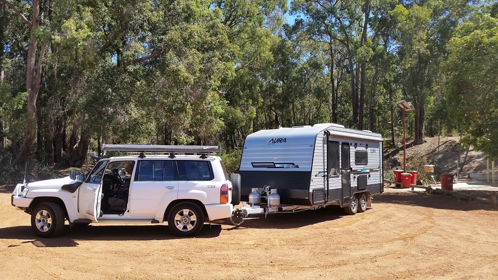 Greenbushes Pool | campground | Greenbushes Loop, Greenbushes WA 6254, Australia