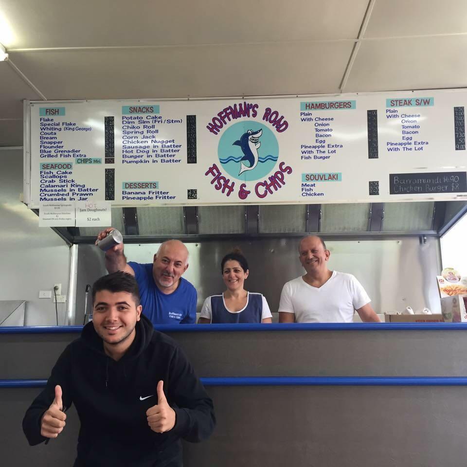 Hoffmans Road Fish & Chips   meal takeaway   89 Hoffmans Rd, Niddrie VIC 3042, Australia   0393375942 OR +61 3 9337 5942