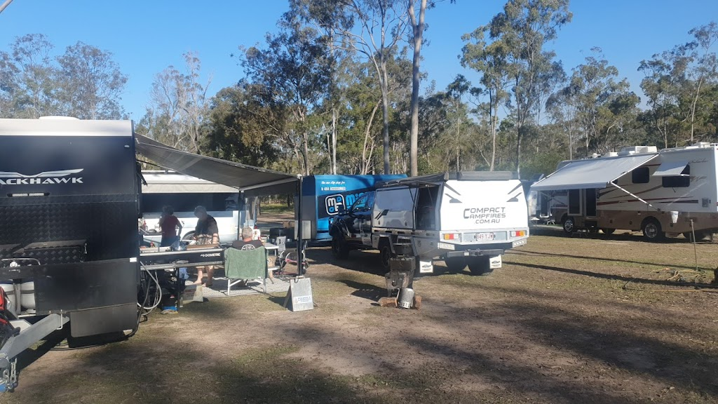 Gum Tree Lodge and Bush Camp | campground | 159 Howard Heights Rd, Howard QLD 4659, Australia | 0401882214 OR +61 401 882 214