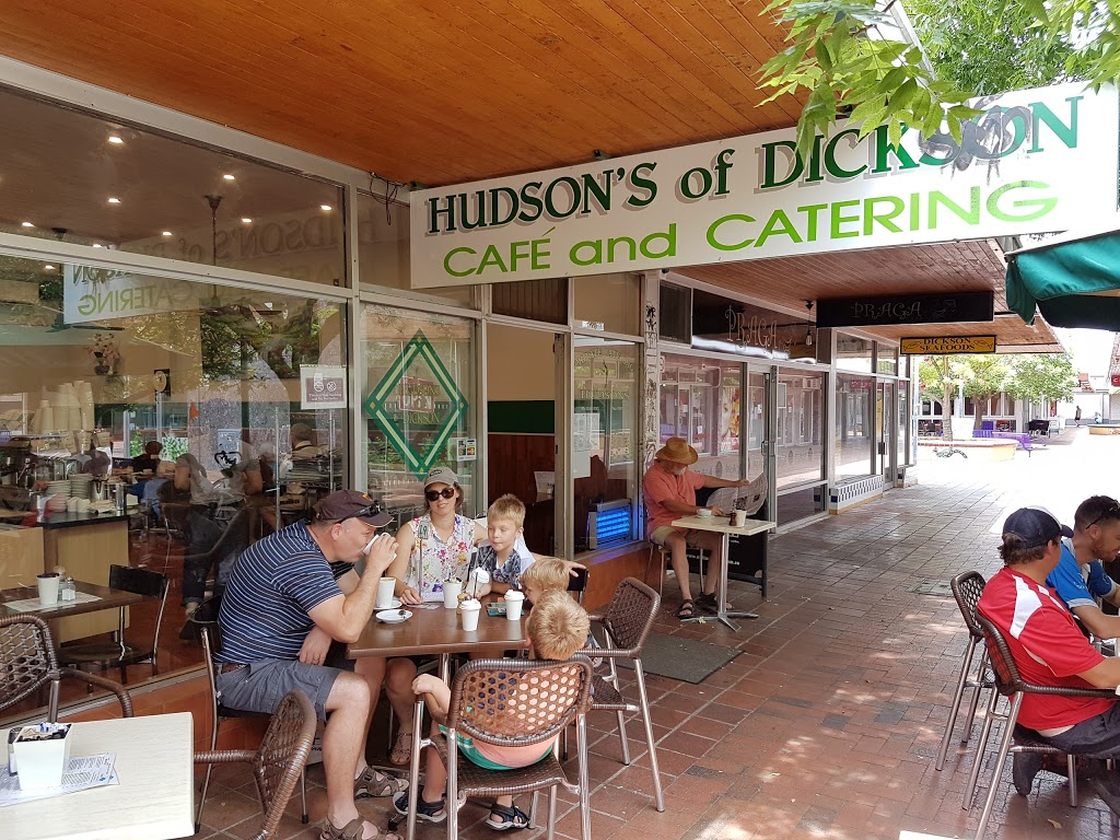 Hudsons of Dickson | cafe | 5 Dickson Pl, Dickson ACT 2602, Australia | 0262489787 OR +61 2 6248 9787