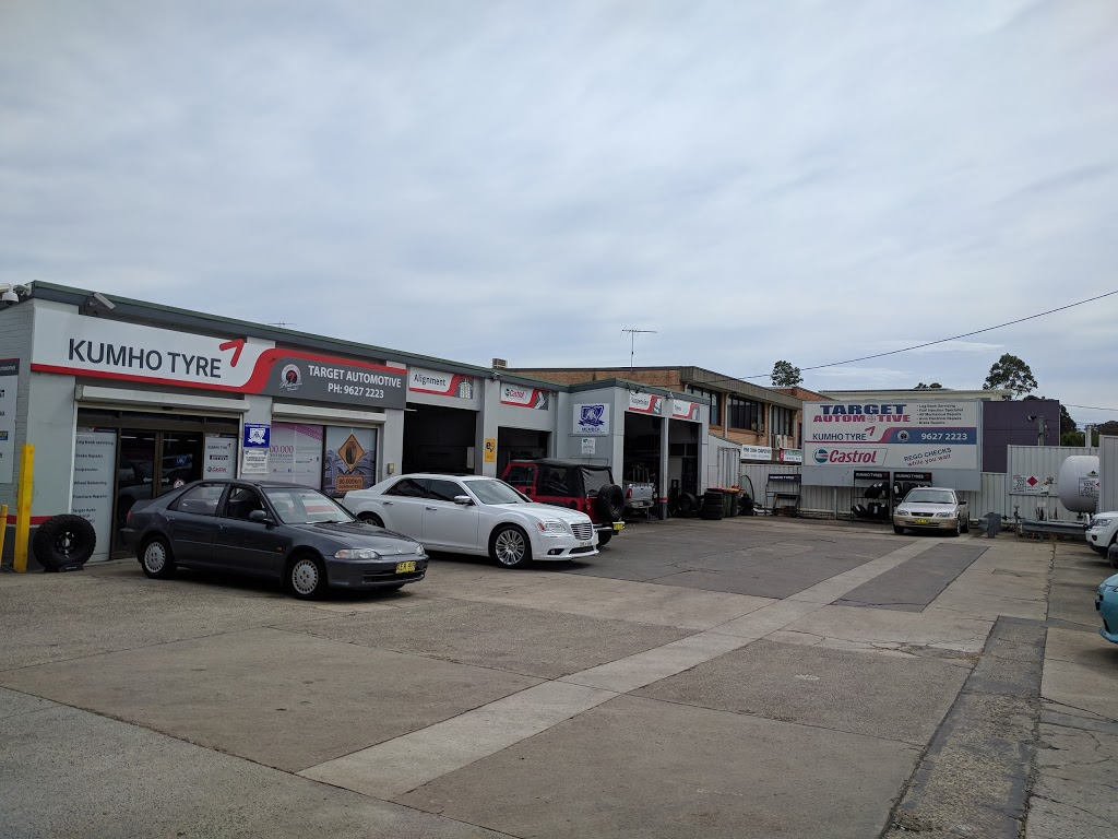 Target Automotive | car repair | 55 Garfield Rd E, Riverstone NSW 2765, Australia | 0296272223 OR +61 2 9627 2223