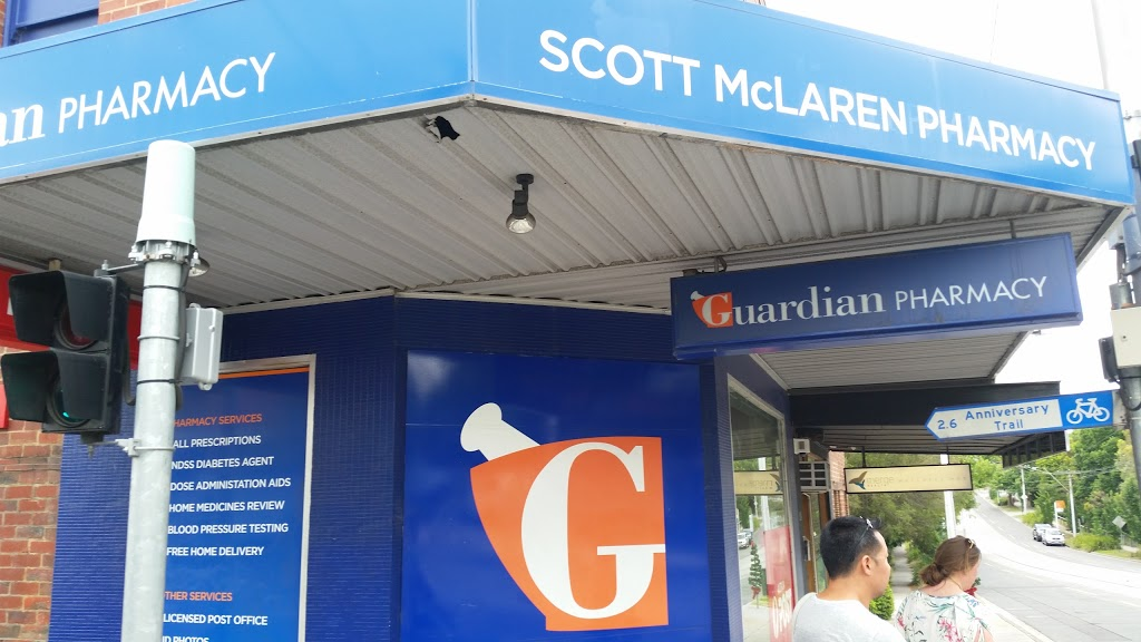 Guardian Pharmacy Surrey Hills - Scott McLaren | pharmacy | 926 Riversdale Rd, Surrey Hills VIC 3127, Australia | 0398304910 OR +61 3 9830 4910