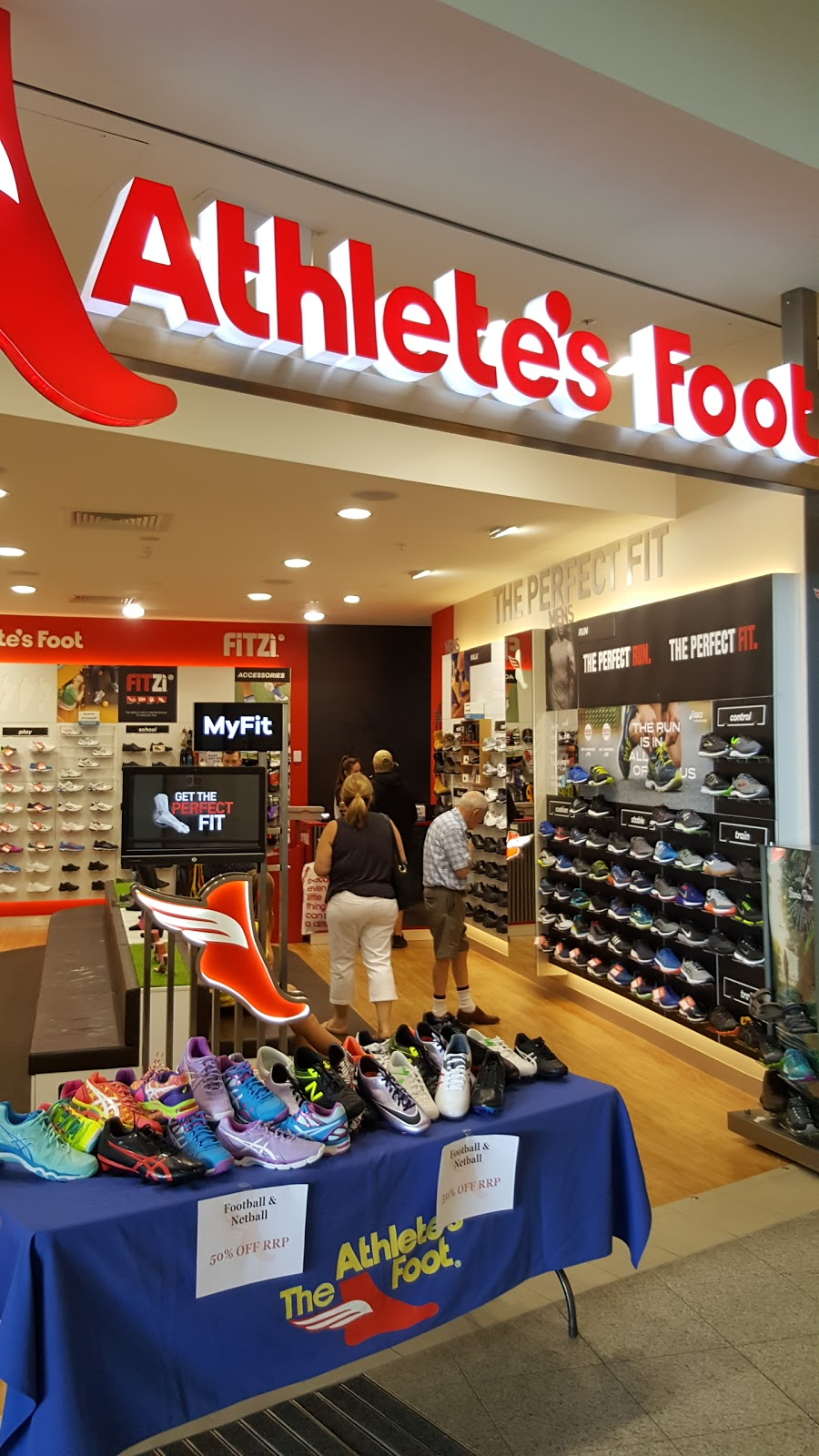 The Athlete's Foot Springfield - Shoe