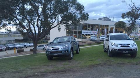 Genesis Motors Isuzu UTE | car dealer | 461 Maroondah Hwy, Lilydale VIC 3140, Australia | 0398797776 OR +61 3 9879 7776