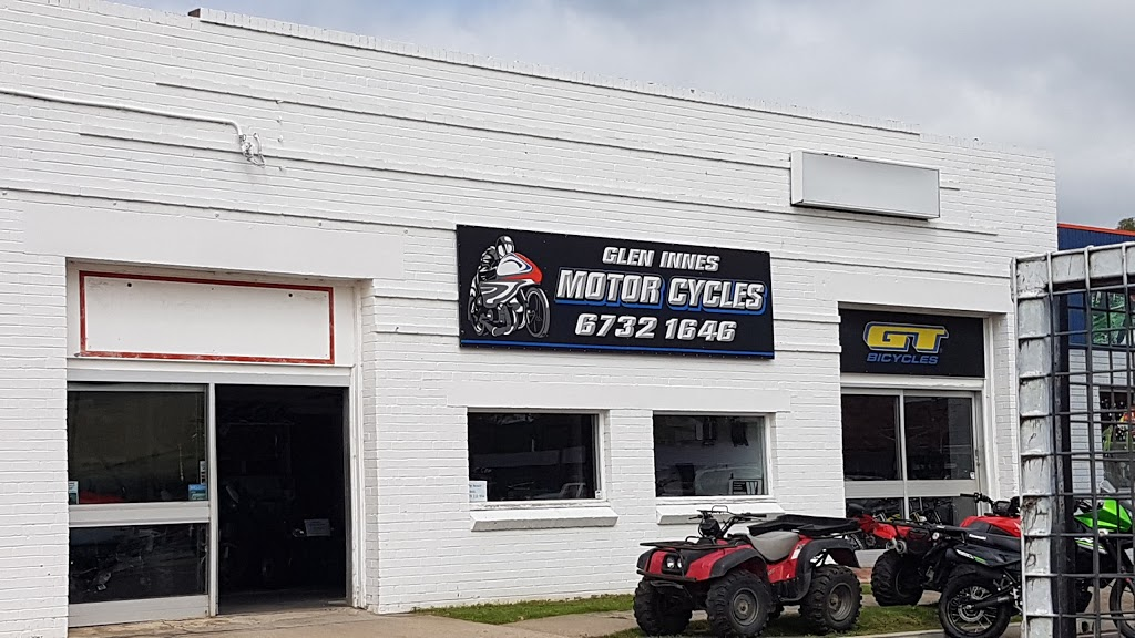 Glen Innes Motor Cycles | store | 159 Grey St, Glen Innes NSW 2370, Australia | 0267321646 OR +61 2 6732 1646