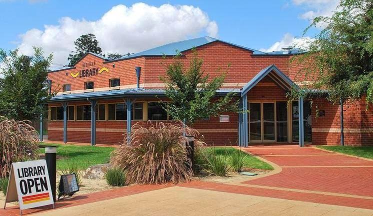Berrigan Library   library   52 Chanter St, Berrigan NSW 2712, Australia   0358885180 OR +61 3 5888 5180
