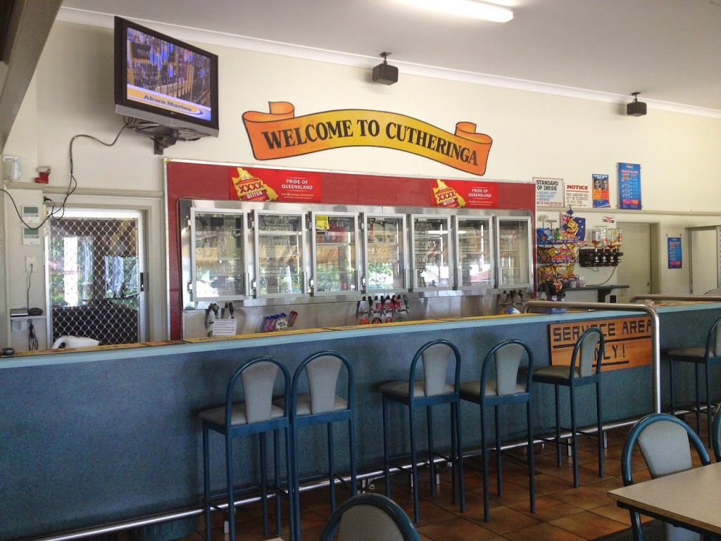 Cutheringa Bowls Club | store | 8 Harold St, West End QLD 4810, Australia | 0747713742 OR +61 7 4771 3742