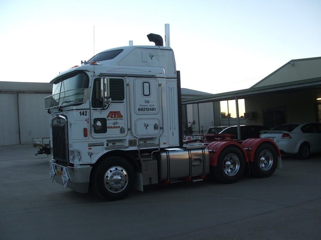 Rodneys Transport Service | gas station | LOT 4 Bomen Rd, Cartwrights Hill NSW 2650, Australia | 0269379100 OR +61 2 6937 9100