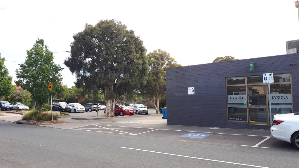 Public Car Park   parking   2A Myrniong St, Glen Iris VIC 3146, Australia