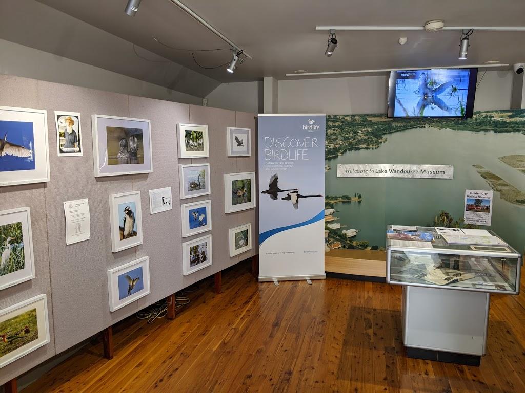 Golden City Paddle Steamer Museum Society | museum | 27 Wendouree Parade, Lake Wendouree VIC 3350, Australia | 0490097982 OR +61 490 097 982