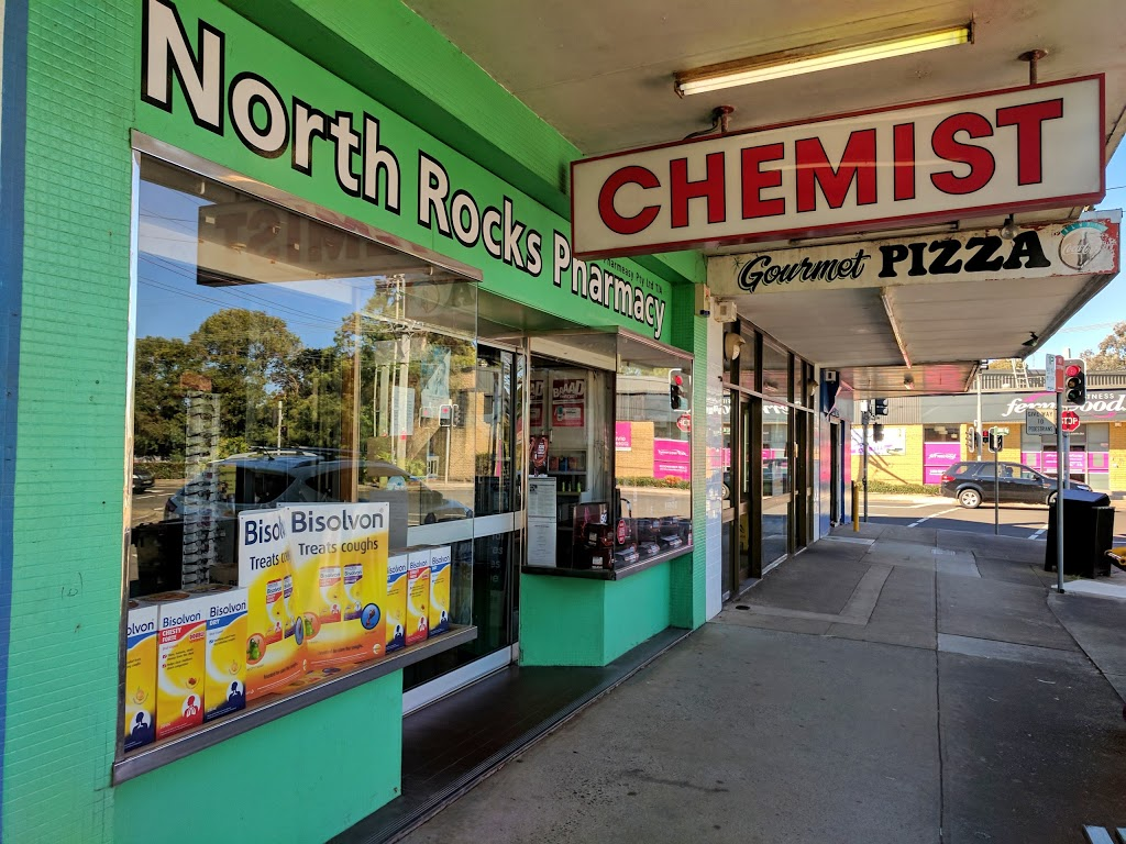 North Rocks Night & Day Pharmacy   pharmacy   5 Lawndale Ave, North Rocks NSW 2151, Australia   0298711881 OR +61 2 9871 1881