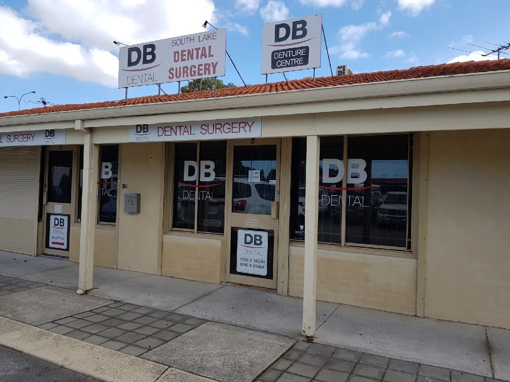 DB Dental | dentist | 1-5 Berrigan Drive &, S Lake Dr, South Lake WA 6164, Australia | 0894177999 OR +61 8 9417 7999