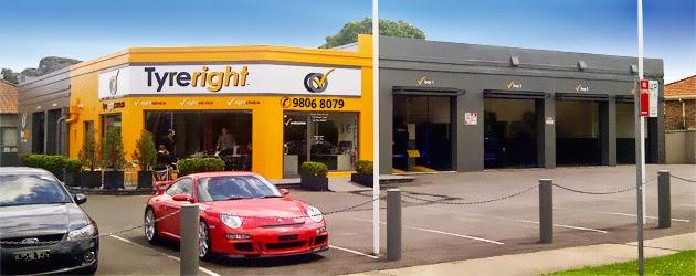 Tyreright Parramatta | car repair | 187 George St, Parramatta NSW 2150, Australia | 0298068079 OR +61 2 9806 8079