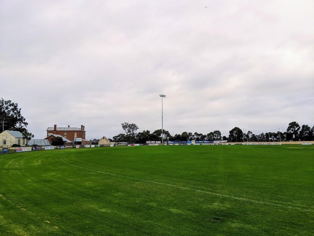 Bairnsdale City Oval | park | Bairnsdale VIC 3875, Australia