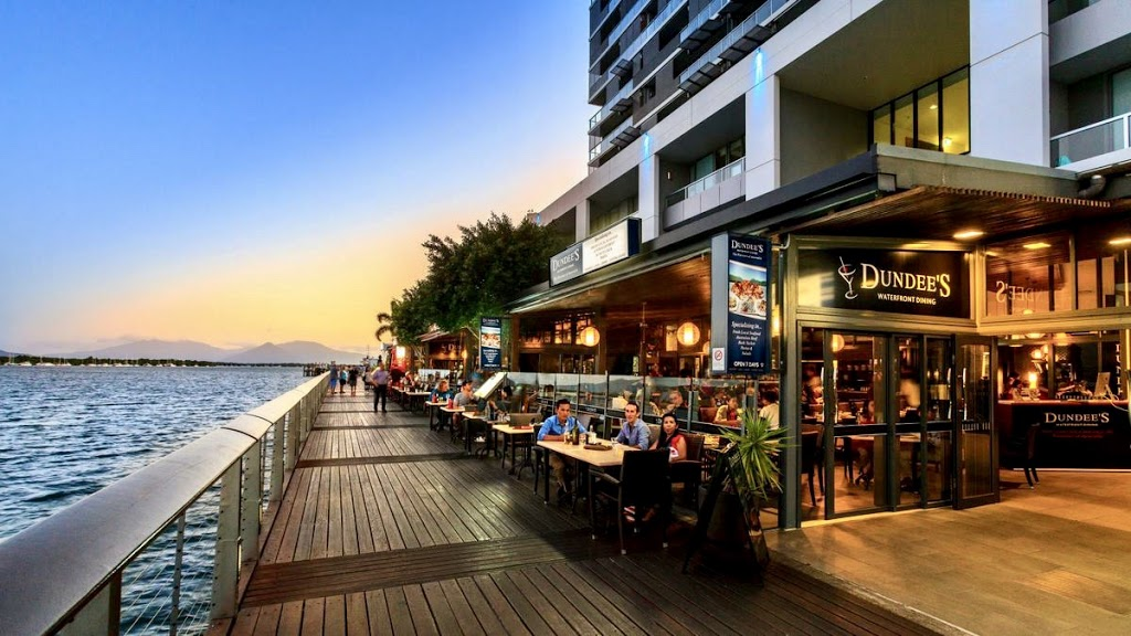 Dundees on the Waterfront | restaurant | Cairns Harbour Lights, 3/1 Marlin Parade, Cairns City QLD 4870, Australia | 0740510399 OR +61 7 4051 0399