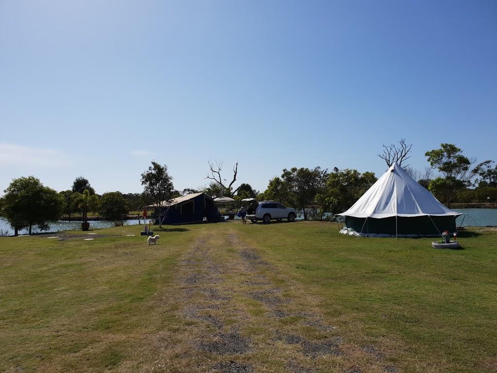 Australian Adventure Park   campground   805 Burrum Heads Rd, Burrum River QLD 4659, Australia   0741867606 OR +61 7 4186 7606