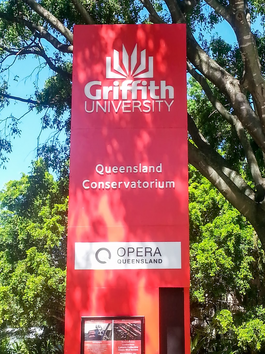 Griffith University Queensland Conservatorium Library | library | S01/140 Grey St, South Brisbane QLD 4101, Australia | 0737355555 OR +61 7 3735 5555