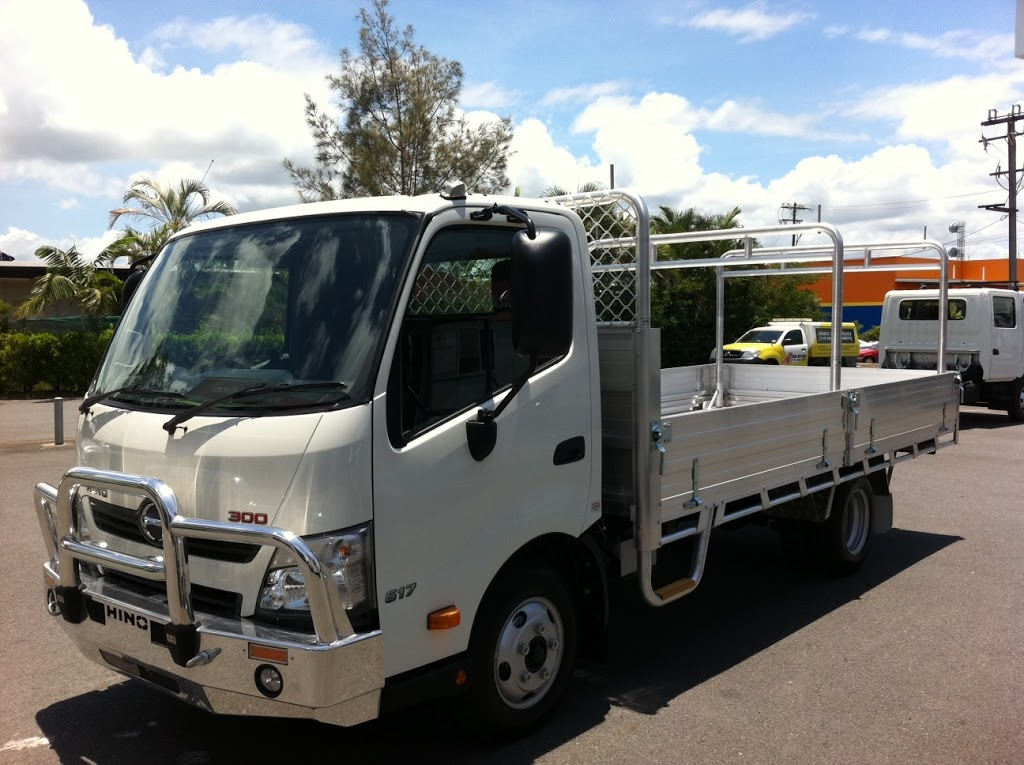 Pacific Hino | car repair | 36 Buchan St, Portsmith QLD 4870, Australia | 0740524777 OR +61 7 4052 4777