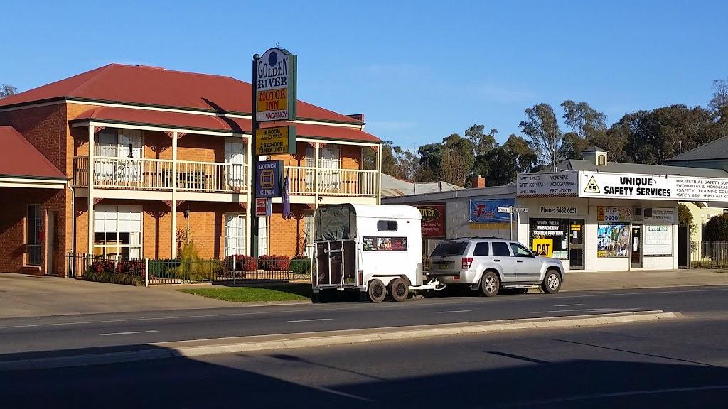 Golden River Motor Inn   lodging   34 Meninya St, Moama NSW 2731, Australia   0354809799 OR +61 3 5480 9799