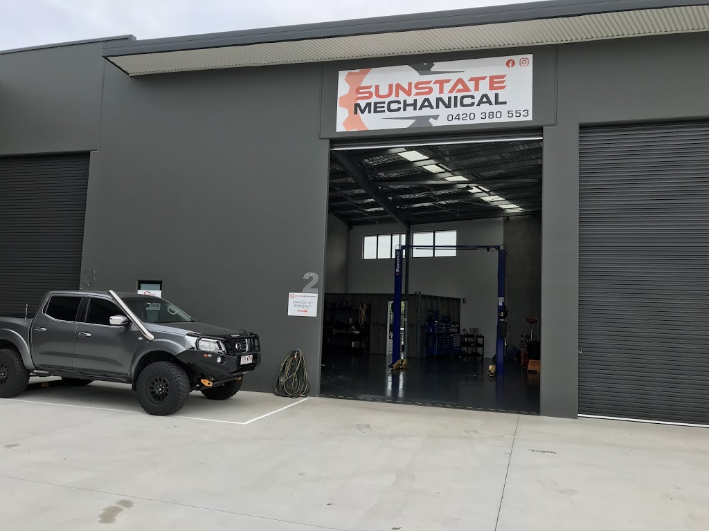 Sunstate Mechanical | car repair | 2/26-28 Claude Boyd Parade, Bells Creek QLD 4551, Australia | 0420380553 OR +61 420 380 553