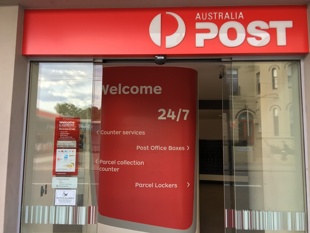 Australia Post | post office | 21-25 Enmore Rd, Newtown NSW 2042, Australia | 131318 OR +61 131318