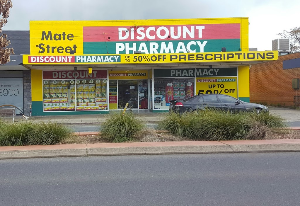Mate Street Discount Pharmacy | pharmacy | 1089 Mate St, North Albury NSW 2640, Australia | 0260251833 OR +61 2 6025 1833