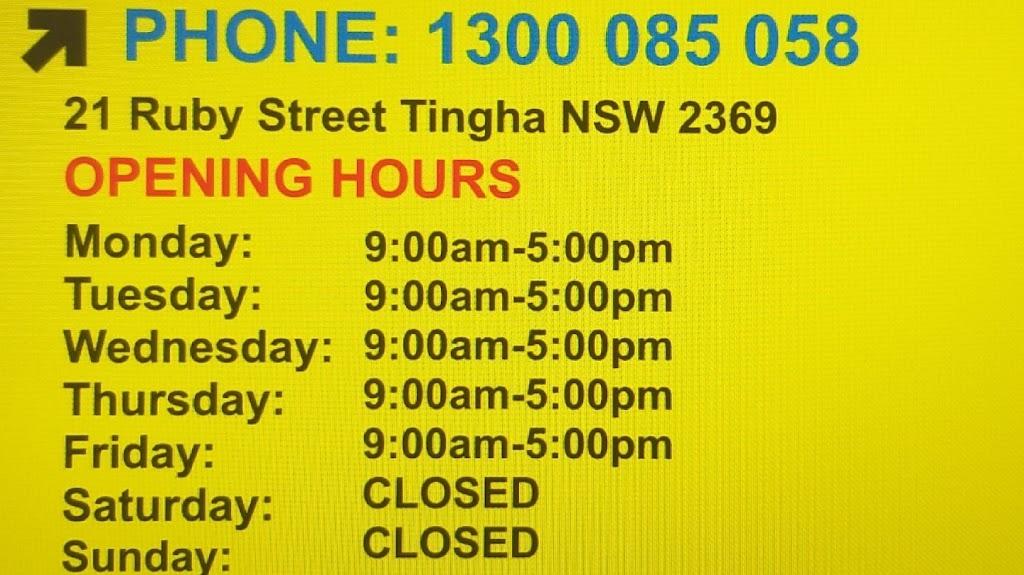 Tingha Pharmacy | pharmacy | 21 Ruby St, Tingha NSW 2369, Australia | 1300085058 OR +61 1300 085 058