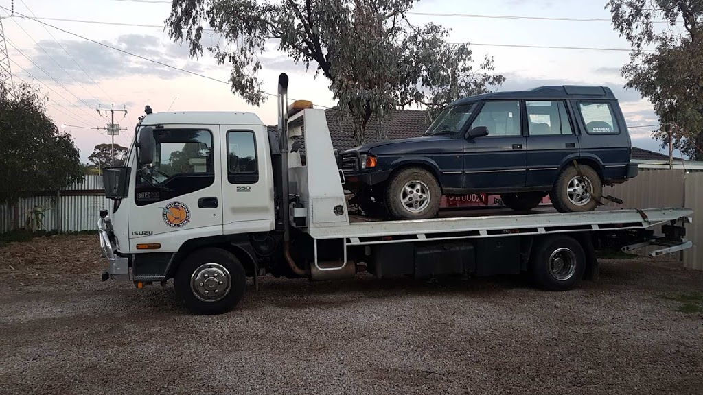 J&J Towing & Removal | point of interest | 92 Daniel Ave, Globe Derby Park SA 5110, Australia | 0404750164 OR +61 404 750 164