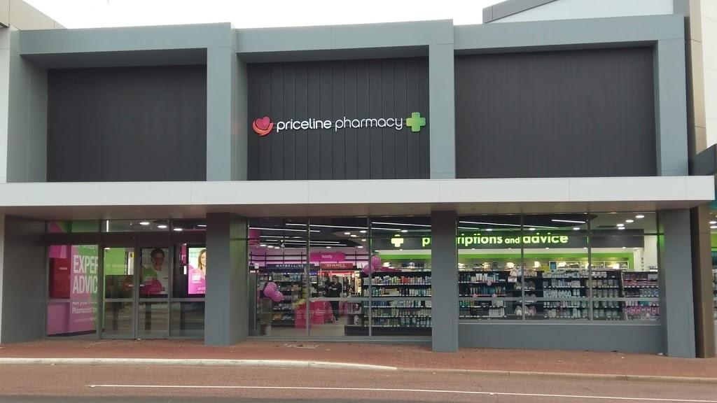 Priceline Pharmacy St James | pharmacy | 1009 Albany Hwy, St James WA 6102, Australia | 0893555555 OR +61 8 9355 5555
