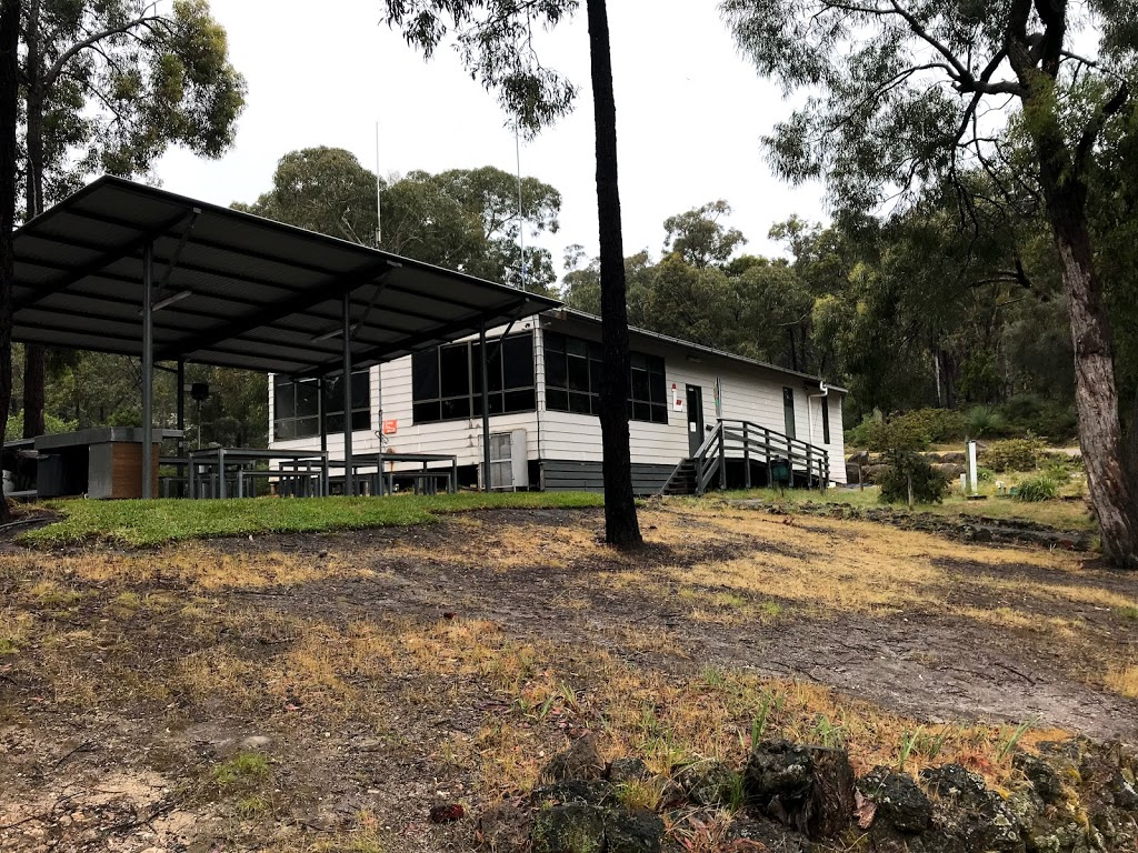 Angahook Holiday Camp | point of interest | 10 Distillery Creek Rd, Aireys Inlet VIC 3231, Australia | 0352896774 OR +61 3 5289 6774