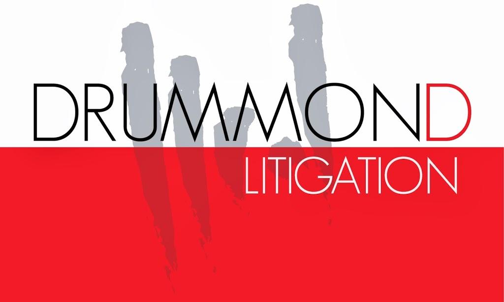 Drummond Litigation | lawyer | 289 Shafston Ave, Kangaroo Point QLD 4169, Australia | 0733915747 OR +61 7 3391 5747