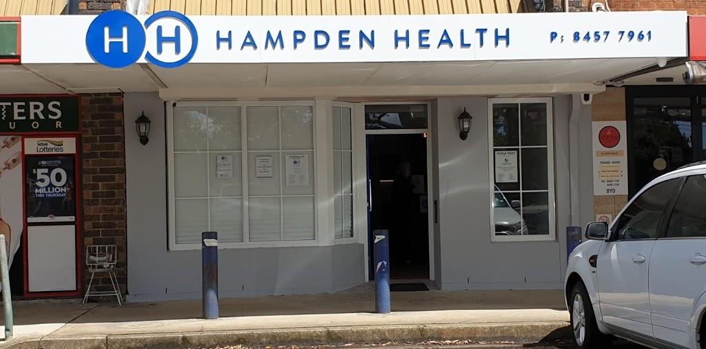 Hampden Health   hospital   8/44 Hampden Ave East Wahroonga Shops, Wahroonga NSW 2076, Australia   0284577961 OR +61 2 8457 7961