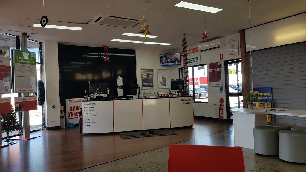 Bridgestone Select Tyre & Auto | car repair | Victoria St & Peel St, Mackay QLD 4740, Australia | 0748418600 OR +61 7 4841 8600