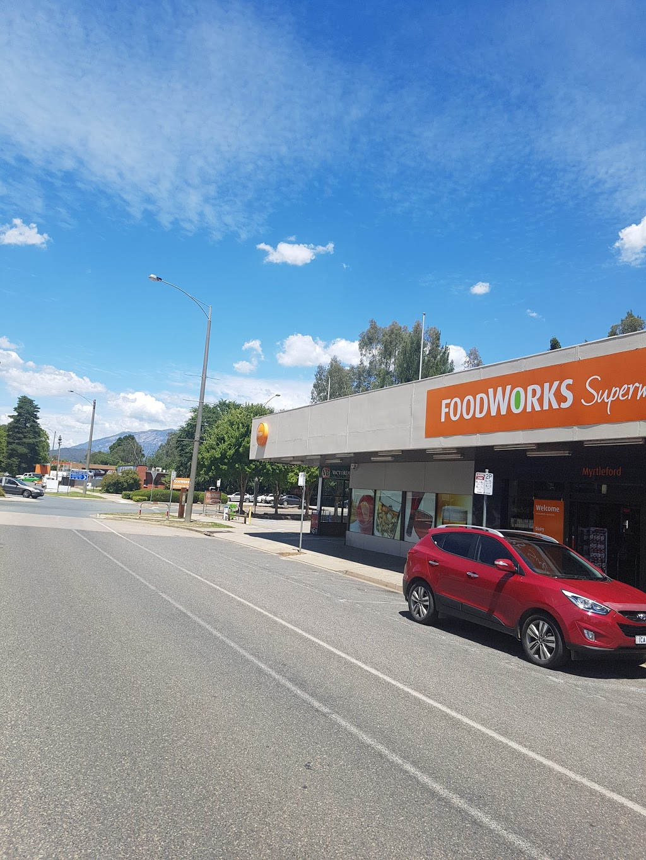 FoodWorks | supermarket | 91 Myrtle St, Myrtleford VIC 3737, Australia | 0357521575 OR +61 3 5752 1575