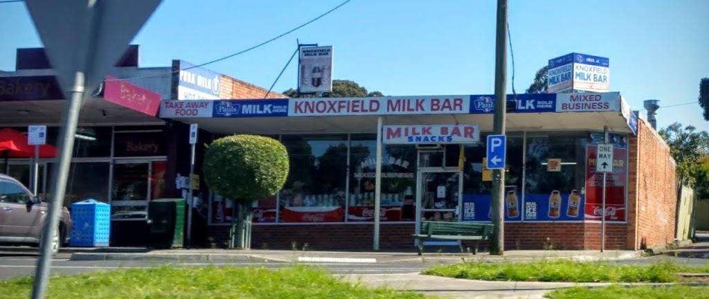 Knoxfield Milk Bar | shopping mall | 1601 Ferntree Gully Rd, Knoxfield VIC 3180, Australia