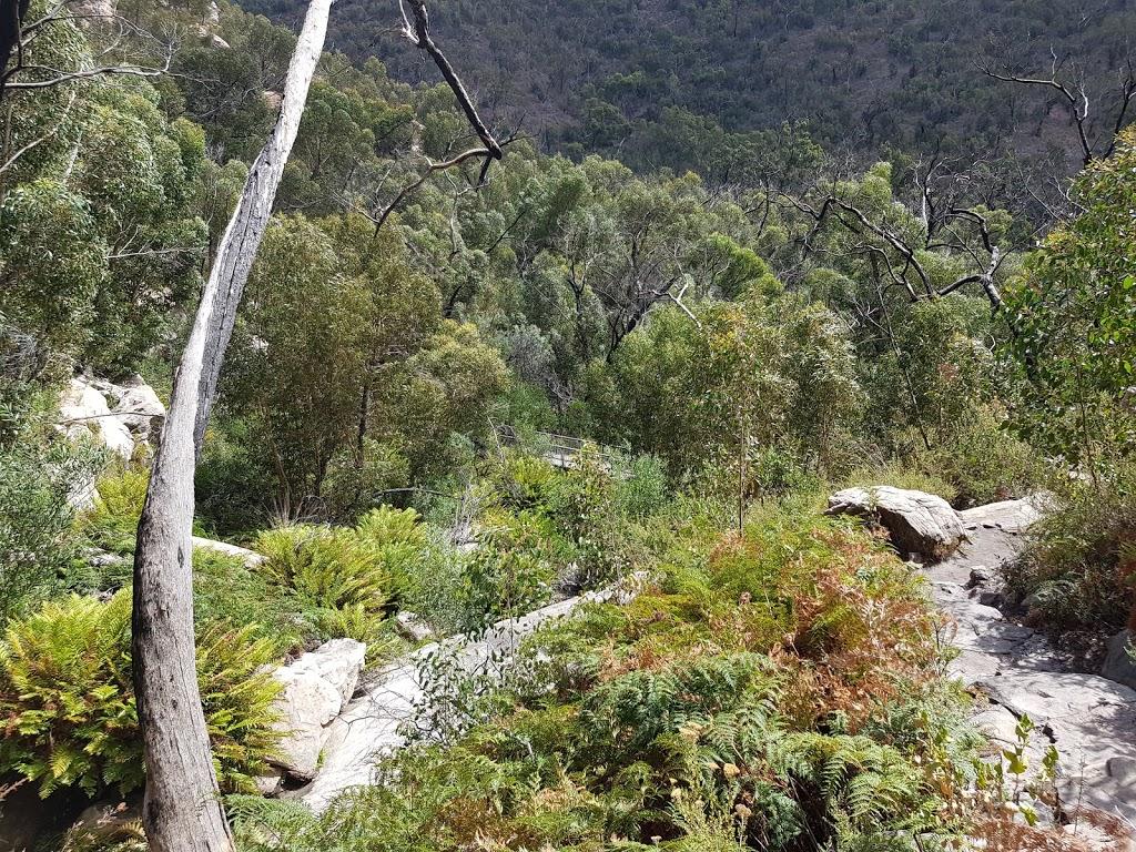 Beehive Falls | tourist attraction | Roses Gap Rd, Roses Gap VIC 3381, Australia | 131963 OR +61 131963
