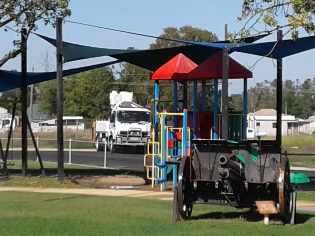 Anzac Park | park | Miles QLD 4415, Australia