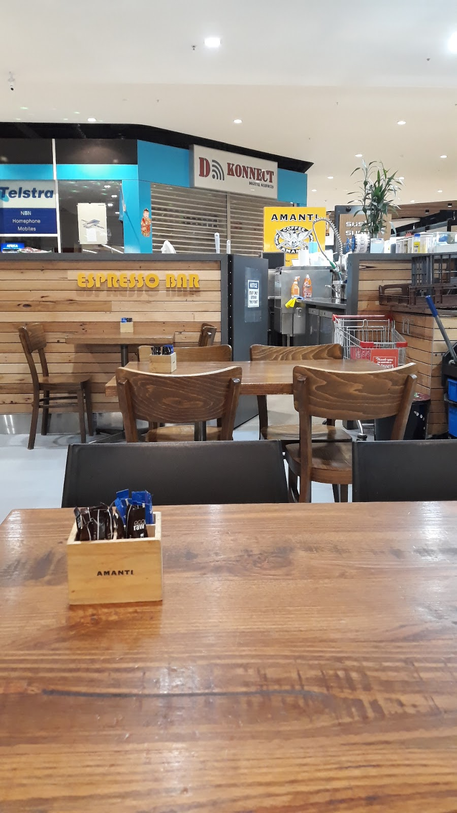 Amanti Coffee | cafe | 67 Ashley St, Braybrook VIC 3019, Australia