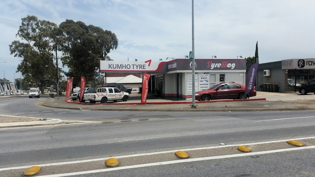 TyreMag | car repair | 1277 North East Road, Ridgehaven SA 5097, Australia | 0883955880 OR +61 8 8395 5880