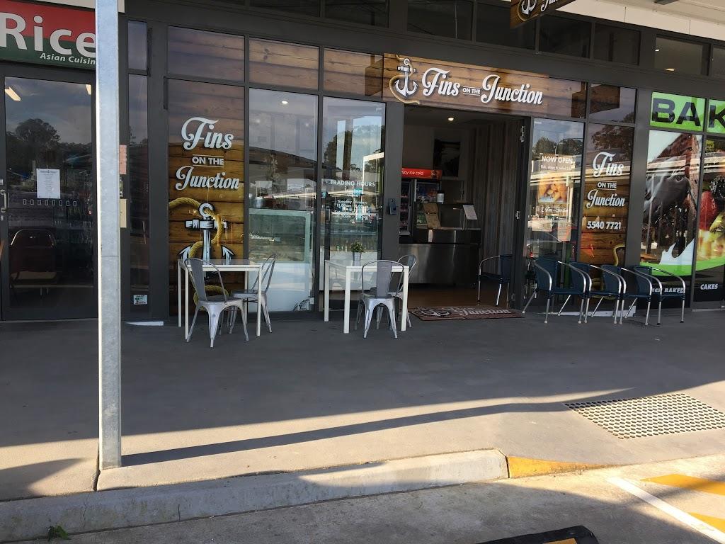 Fins on the Junction | restaurant | 16/28 Dixon Dr, Pimpama QLD 4209, Australia | 0755407721 OR +61 7 5540 7721