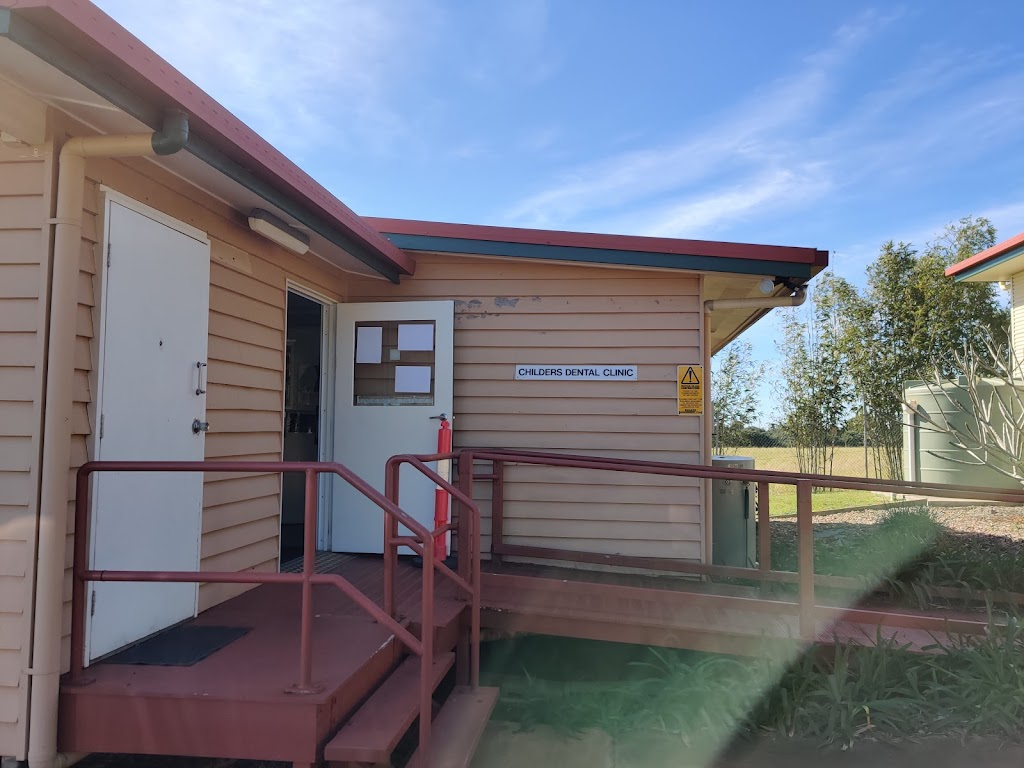 Childers Dental Clinic (Public) | dentist | 44 Broadhurst St, Childers QLD 4660, Australia | 0743256350 OR +61 7 4325 6350