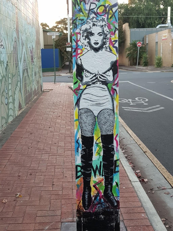 praxis ARTSPACE | art gallery | 68-72 Gibson St, Bowden SA 5007, Australia | 0872311974 OR +61 8 7231 1974