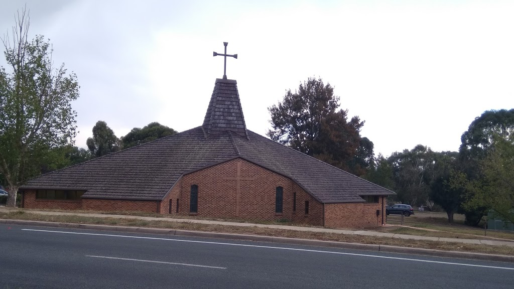 St. Jude's Catholic Church | church | 55 Mulley St, Holder ACT 2611, Australia | 0262881979 OR +61 2 6288 1979