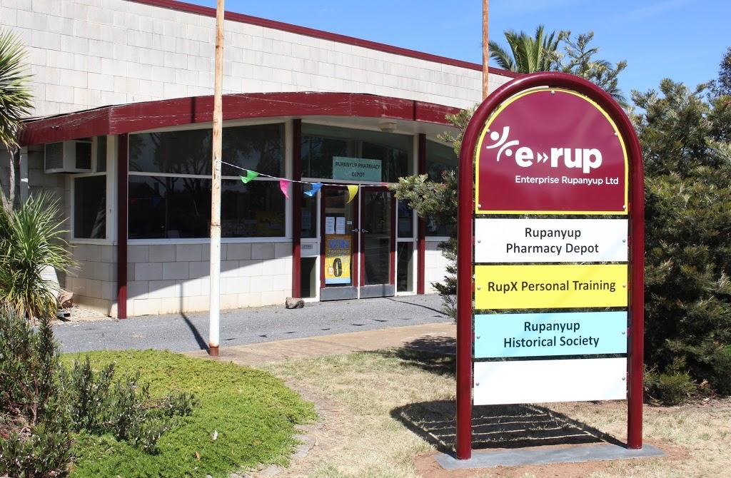 Rupanyup Pharmacy Depot | pharmacy | 59 Cromie St, Rupanyup VIC 3388, Australia | 0353855003 OR +61 3 5385 5003